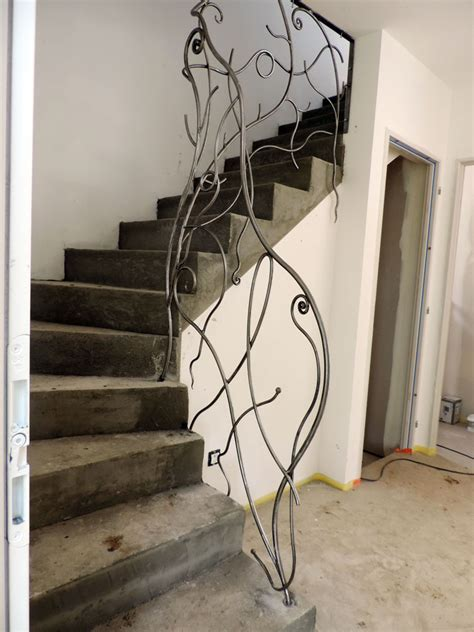 Fer Forge Stairs Design Staircases Stair Treads Balustrades Railings