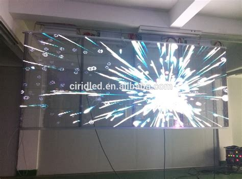 1 south wacker drive 37th floor chicago il 60606 lg transparent led display lg unveils transparent led