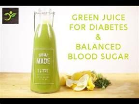 Green juice for diabetes amp balanced blood sugar 187 diabetic diet type