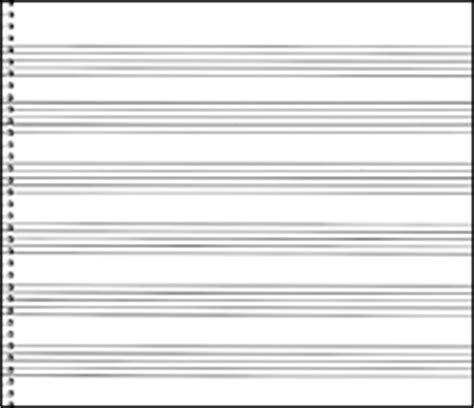 the asylum manuscript notebook blank sheet staff paper for musicians and composers books dispatch sheet accessories gt manuscript paper