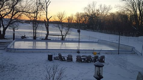 cheap backyard ice rink custom ice rinks backyard rink installations