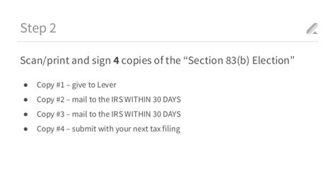 irs section 83b section 83 b election form 28 images irs section 170 c