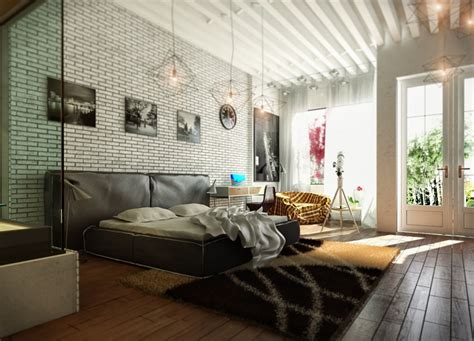 modern bedroom wall contemporary bedrooms by koj