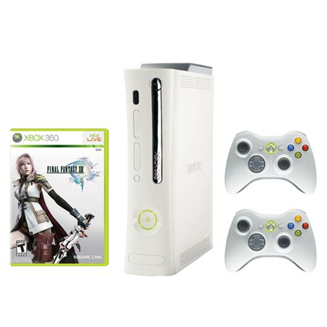 amazon xbox 360 amazon com final fantasy xiii special edition bundle