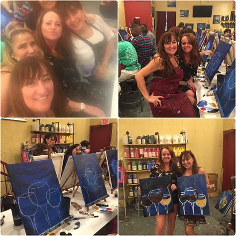 paint with a twist kendall painting with a twist now open in kendall miami fl