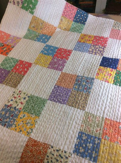 Square Patchwork Quilt Pattern - only best 25 ideas about charm pack quilts on