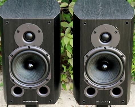 wharfedale 9 1 bookshelf loudspeakers wharfedale
