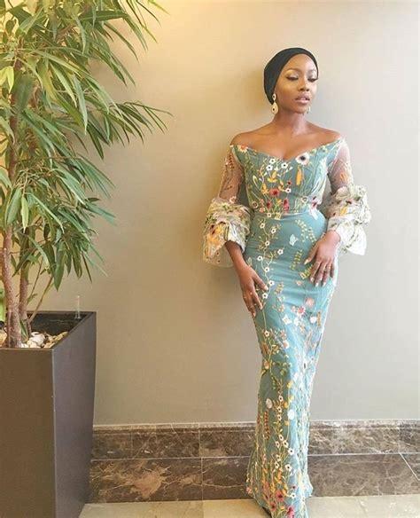aseobi style elegant dinner dresses