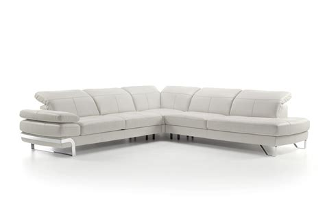 antigua modern sectional sofa rom furniture cadomodern