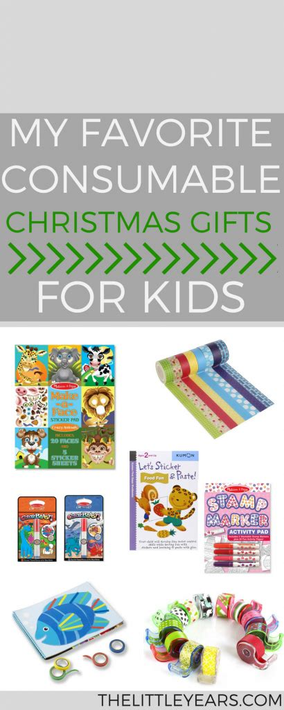 consumable christmas gifts my favorite consumable gifts for the years