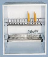 kitchen cabinet dish rack cabinet mdf picture more detailed picture about embedded