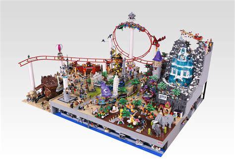 theme park editor rollercoaster creator