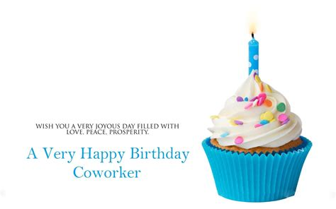 Happy Birthday Wishes For A Coworker Coworker Birthday Wishes Page 2 Nicewishes Com