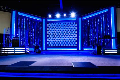 game show layout grate church stage design ideas