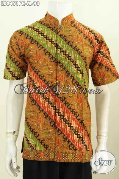 Koko Motif Terbaru produk terbaru hem batik koko kerah shanghai motif klasik