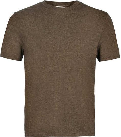 Brown T Shirt topman brown marl crew neck t shirt where to buy