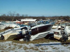 boat salvage ontario ontario boat wreckers huge selection of used parts 705