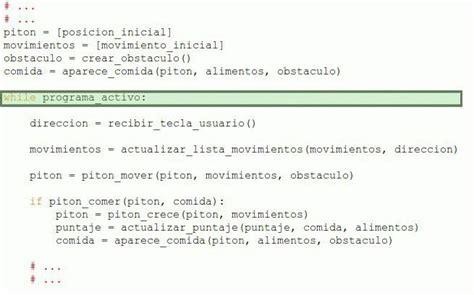 guia python funciones estructuras y guia python funciones estructuras y formatos 1a parte