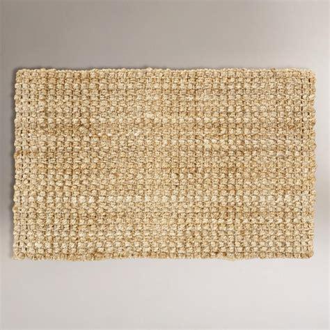 world market jute rug plain weave jute rug world market plain weaves