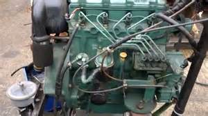 Volvo Marine Engines Volvo Penta D2 55a Marine Diesel Engine Test