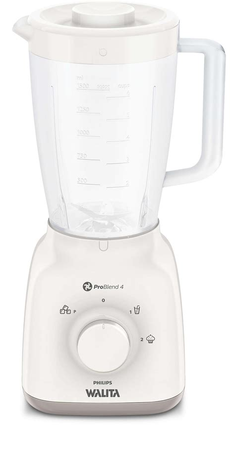 Philips Blender Pro Blend 4 daily collection liquidificador ri2001 00 walita
