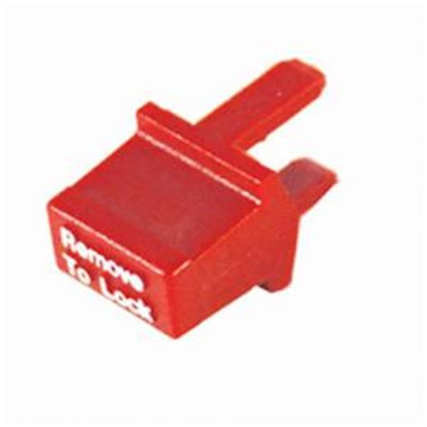Delta Safety Handmade toggle on power safety switch for black decker