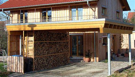terrasse am haus anbauen holzbau staiger holzbau