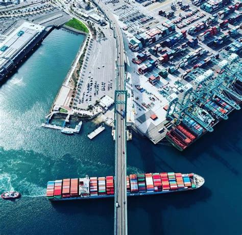 port of los angeles new year new usd 1 17 billion budget for port of los angeles