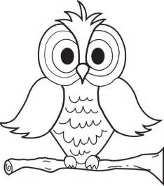 printable owl coloring pages free printable owl coloring page for