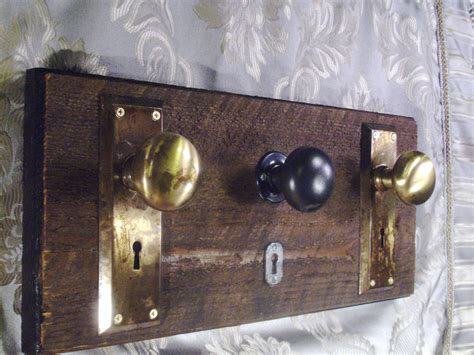 Door Knob Coat Rack by Door Knob Coat Rack 19 X 9 No 23