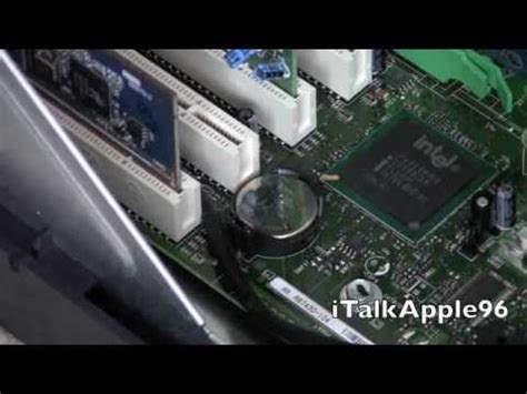 reset bios optiplex 790 how to change the cmos battery cell in your dell desktop
