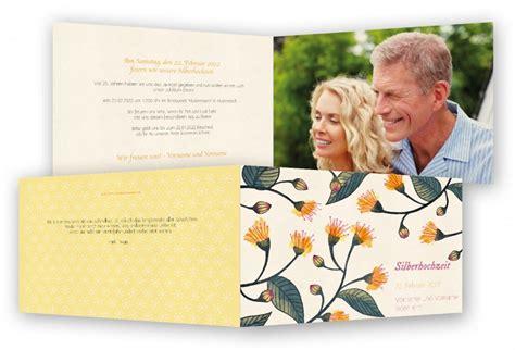 Muster Einladung Hochzeitstag Vorlage Einladung Silberhochzeit Feinekarten