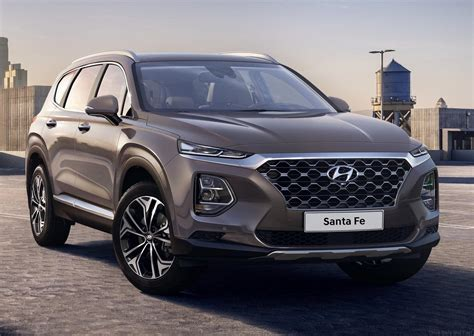 new model hyundai santa fe hyundai santa fe all new 2018 model