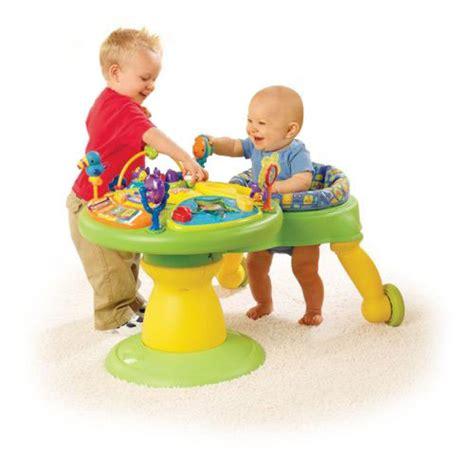 bright starts doodle bug around we go dönerli aktivite masası brinquedo brincadeira