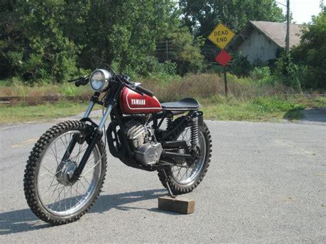 Raht Racer For Sale by Buy 1969 Yamaha Ct1 Cafe Racer Rat Bike Bobber On 2040