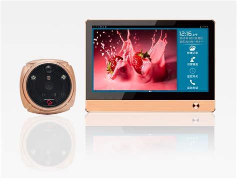 Intercom Favorite Rl 208 1 ihome4 instead of ihome 8 wireless door phone smart wifi peephole doorbell intercom 7 inch