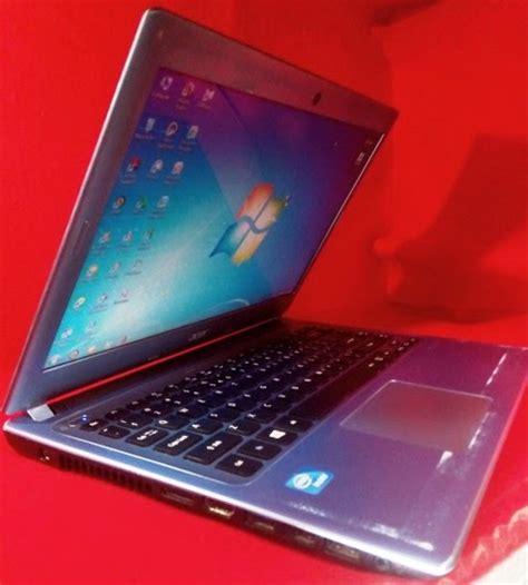 Palu Laptop Acer 14 Inch jual laptop acer aspire v5 di kota palu jual beli kota palu sulawesi tengah