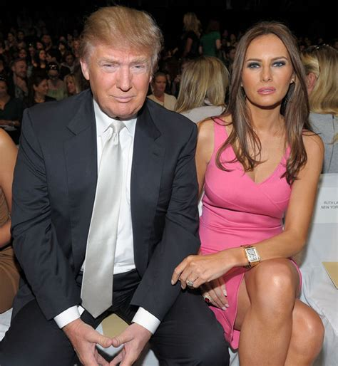 donald trump first wife melania trump what is her age you won t believe it