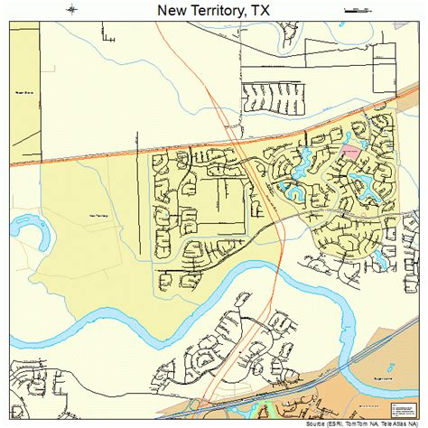 texas territory map new territory texas map 4851366