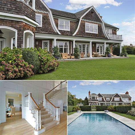 Jennifer Lopez S Htons House Pictures Popsugar Home