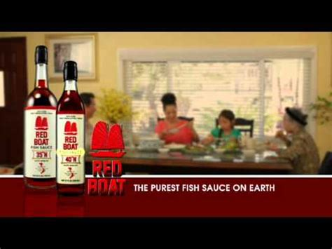 how to make red boat fish sauce red boat fish sauce with thuy nga paris by night youtube
