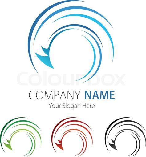 design online logo for company company business logo design stock vector colourbox