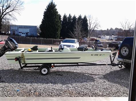 ouachita boats 1976 ouachita 14 powerboat for sale in north carolina