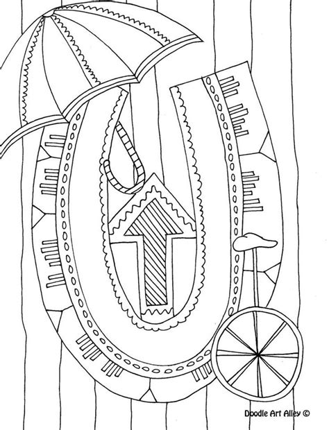 doodlebug alley letter coloring pages doodle alley a b cs