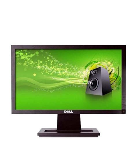 Monitor Lcd Dell 17 Inch dell tft 17 inch lcd monitor e1709 buy dell tft 17