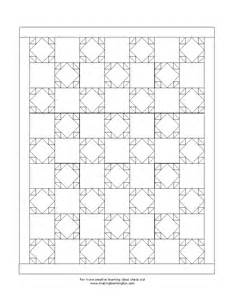 lone star quilt coloring page gallery