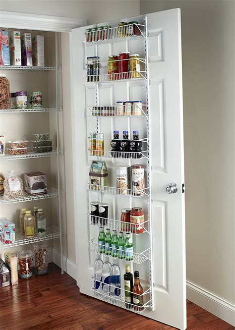 pantry door organizer over the door pantry organizer direct online housewar