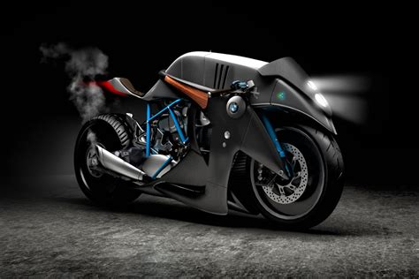 Fastest Bmw Motorcycle by Bmw Typhoon Motorcycle Is Modeled After World S Fastest