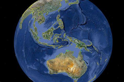 amazon indonesia indonesian rainforest slideshow google earth image of