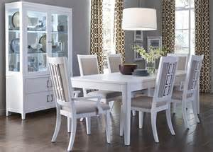 White Dining Room Chairs by Brighton White Dining Room Mjm Furniture Coquitlam